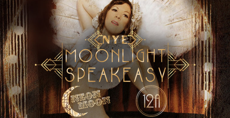 New Year's Eve - Moonlight Speakeasy - Neon Moon