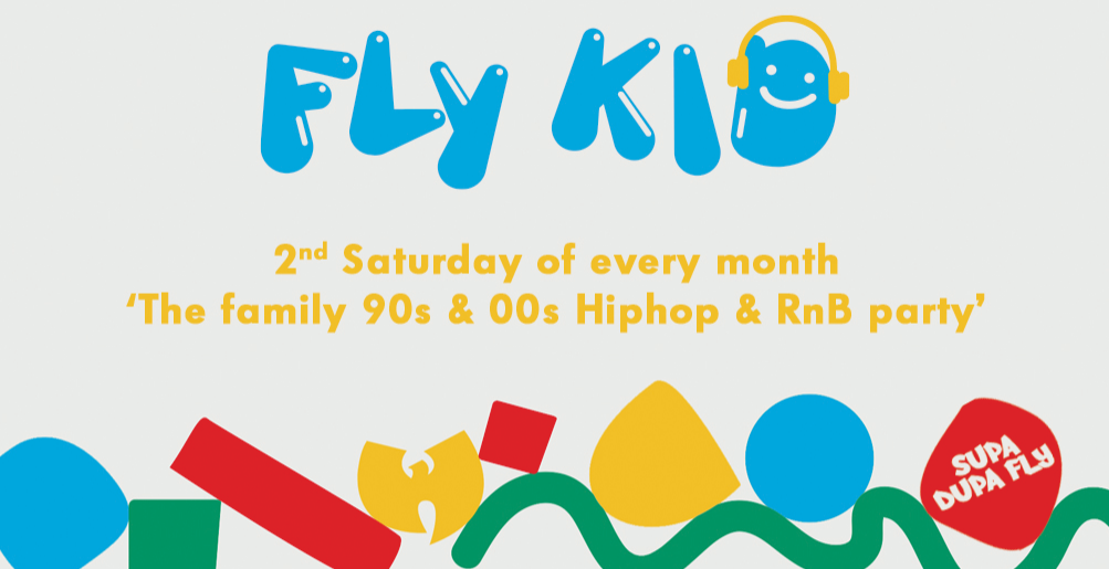 FLY-KID x The Family Hiphop & RnB Party x 2nd Sat's