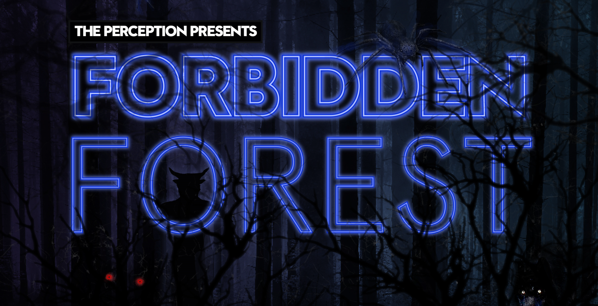 FORBIDDEN FOREST: Halloween at The Perception