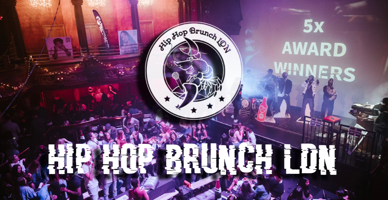 Hip Hop Brunch: May 30th