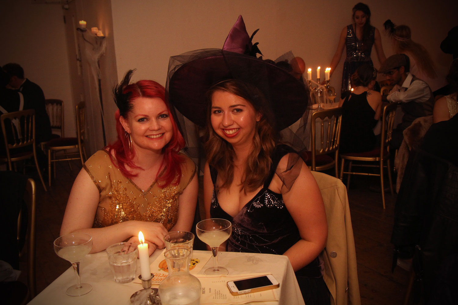 The Candlelight Club's Halloween Ball