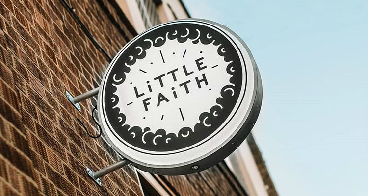 Little Faith Taproom Deptford Review