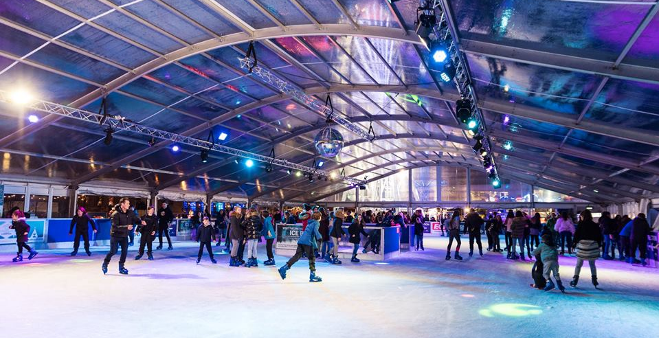 Liverpool Ice Festival - Ice Skating