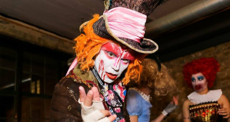 MadHatter | London Halloween Costume Ideas | DesignMyNight