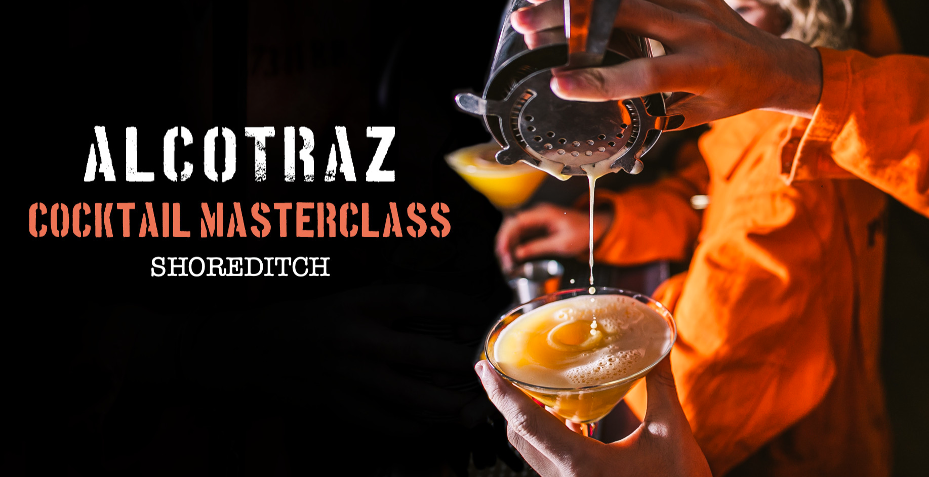 Alcotraz Cocktail Masterclass (Shoreditch)