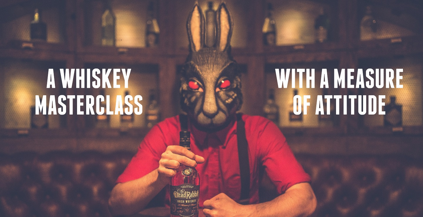 A Whiskey Masterclass with A Measure of Attitude!