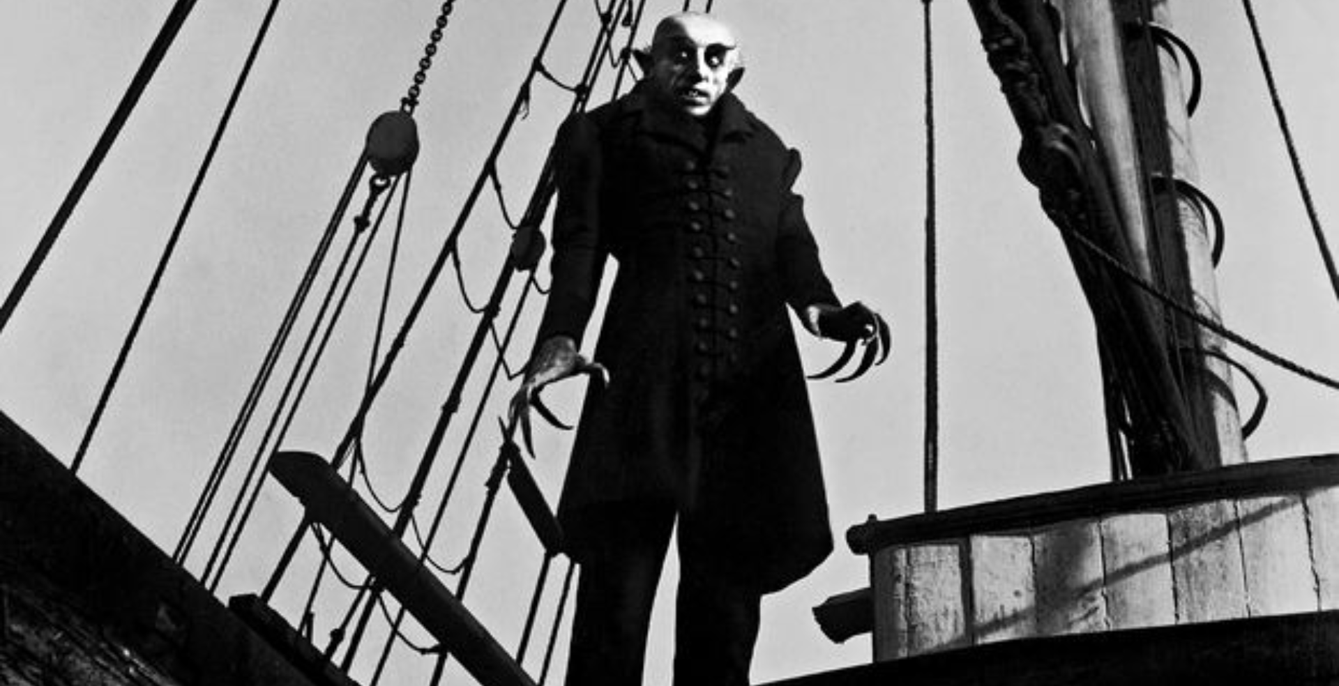 Halloween Special: NOSFERATU (1922) with LIVE soundtrack