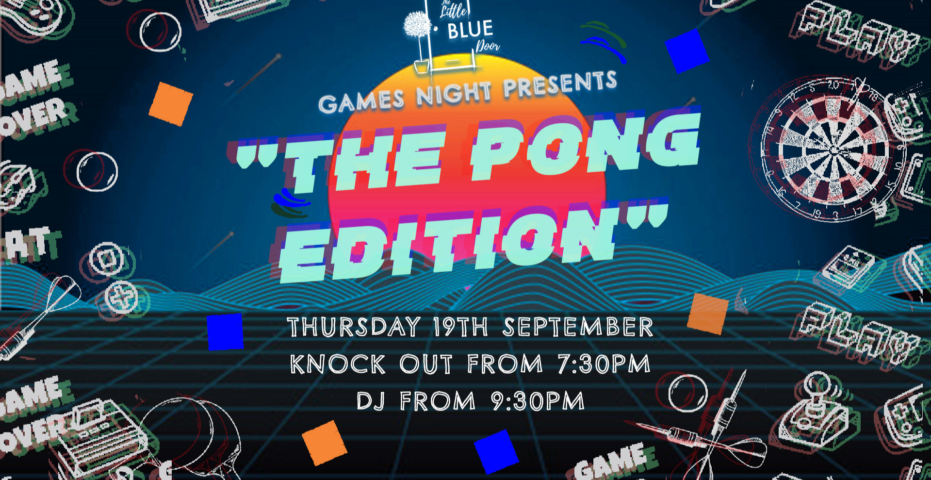 Games Night - The Pong Edition
