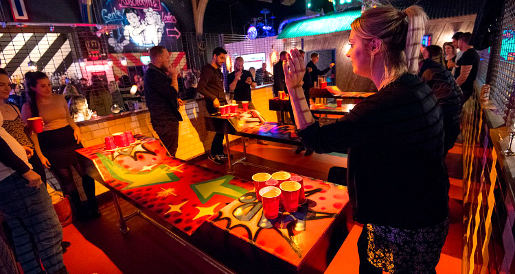 Roxy Arcade Merrion Street Leeds Review Designmynight