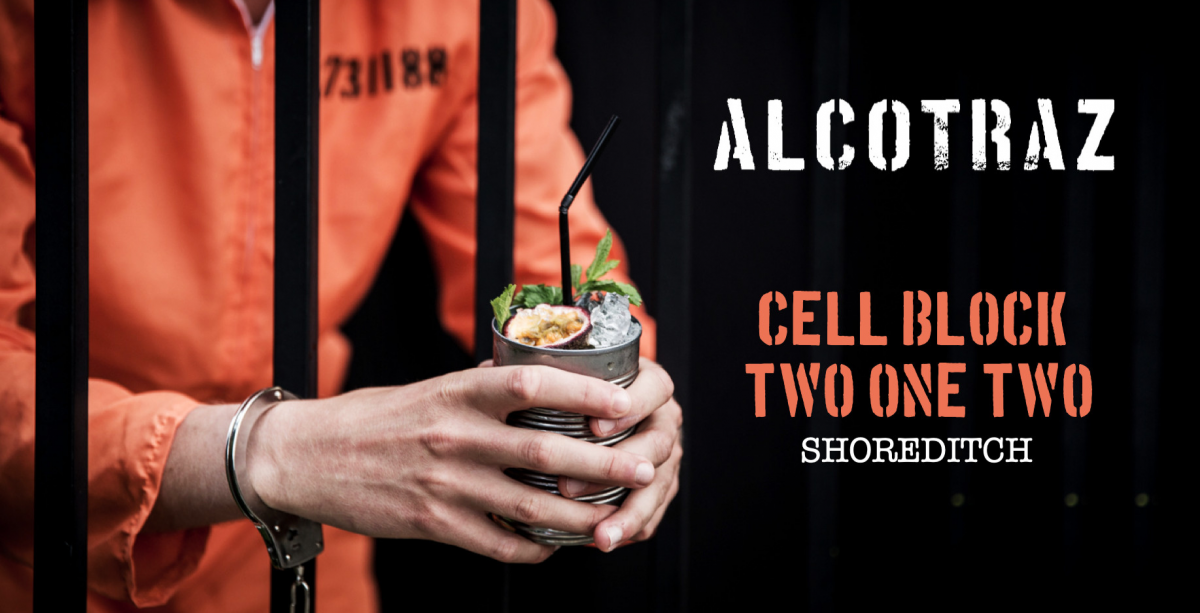 Alcotraz: Cell Block Two One Two (Shoreditch)