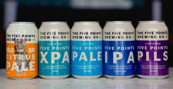 THE DEFECTORS WELD PROUDLY PRESENTS THE FIVE POINTS BANQUET