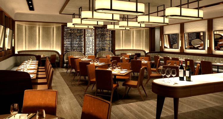 Sette Restaurant London