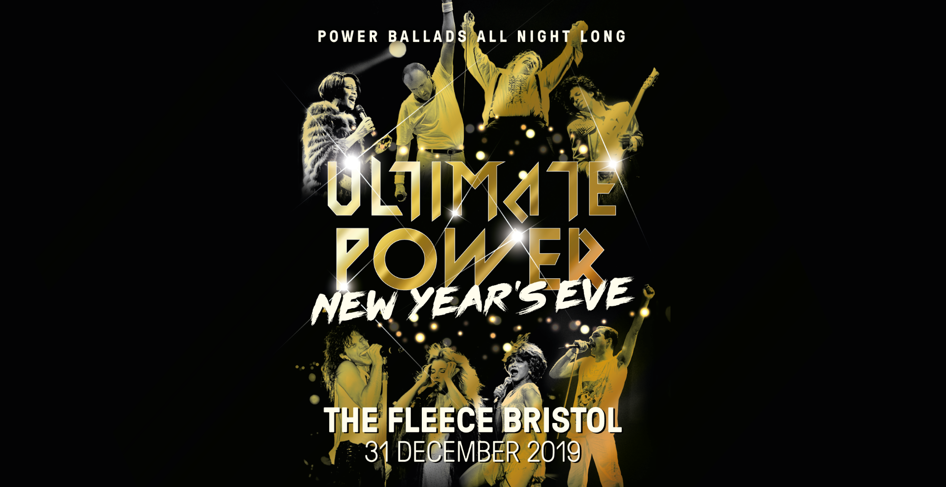 Ultimate Power New Year's Eve 2019