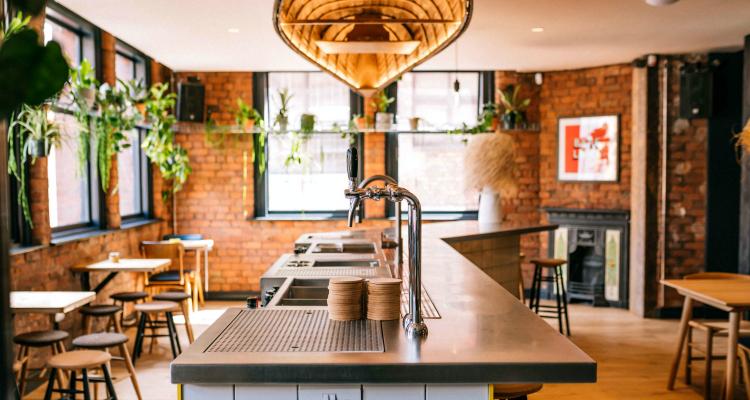 Wilderness Bar + Kitchen