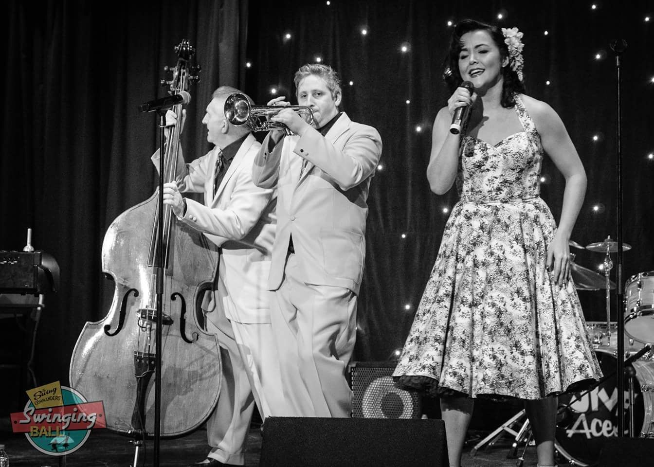 AMY BAKER & THE SWING BEATS