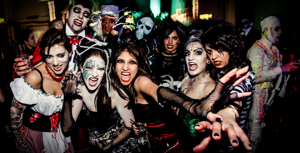 SHAME - HALLOWEEN BALL   Soho, London Clubbing Reviews   DesignMyNight