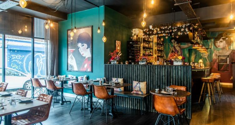 issho ni london restaurant bethnal green