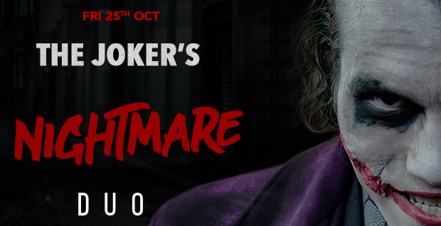 THE JOKERS NIGHTMARE