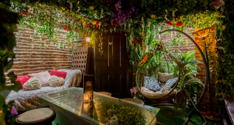 LCC Old Street | Foliage Room | DesignMyNight