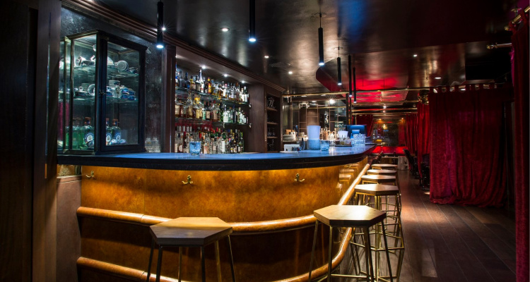 Megaro Kings Cross | London Bar Reviews | DesignMyNight