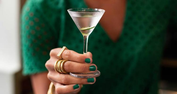 Hendrick's Gin Tini Martini House