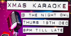 The Night Owl's Free Karaoke and Christmas Party