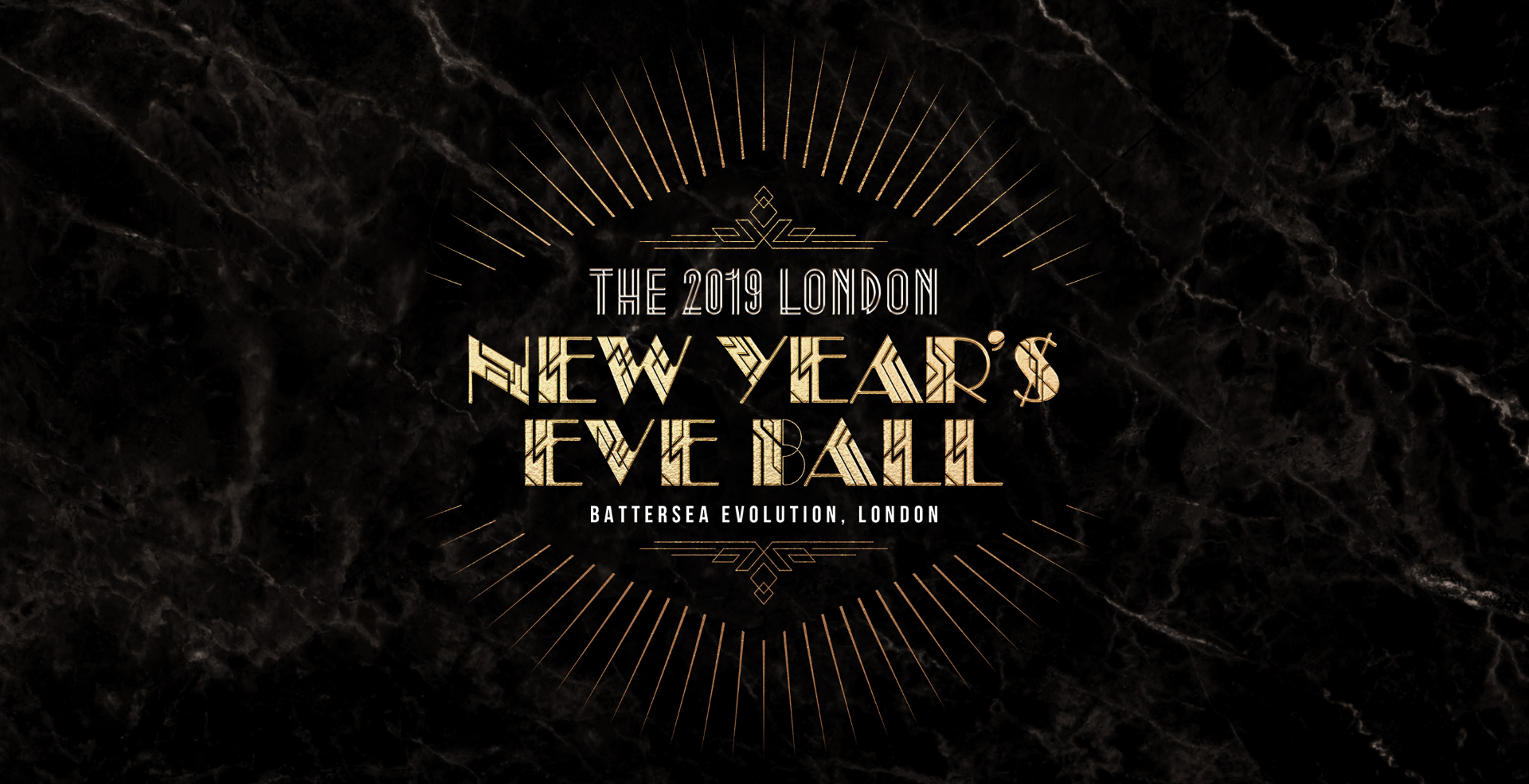 The London New Year's Eve Ball