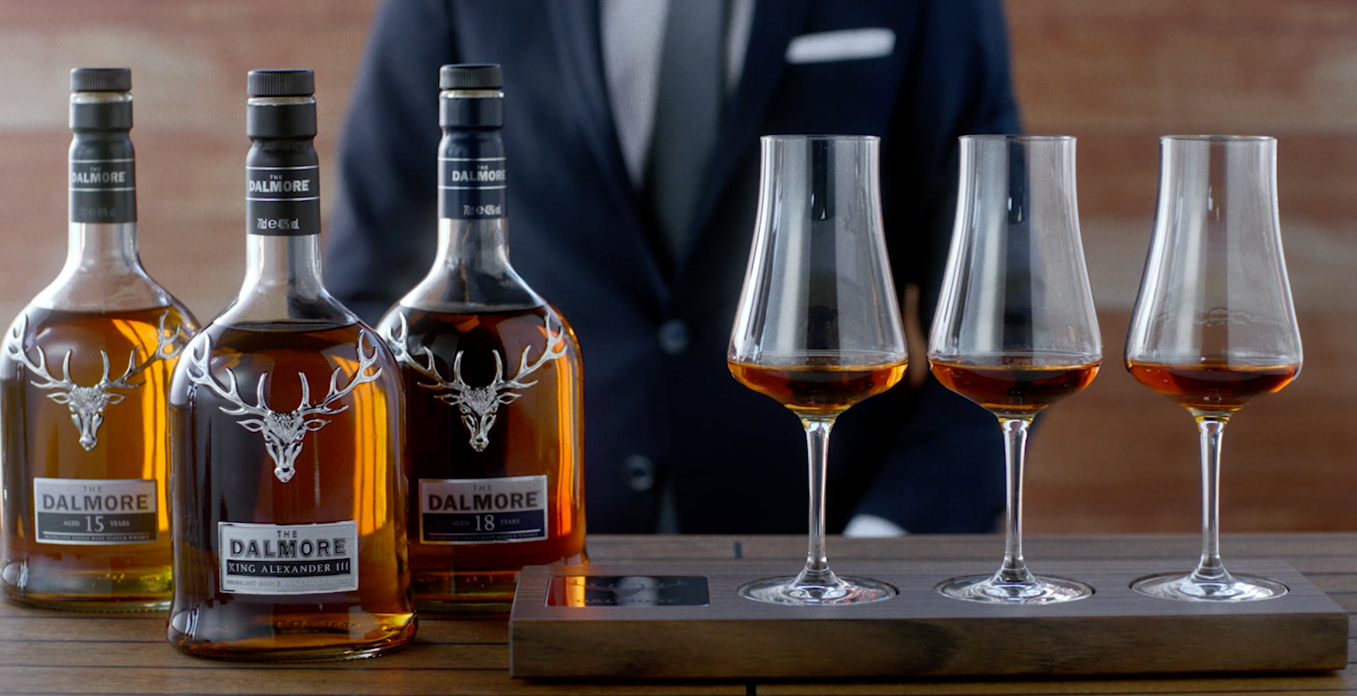Dalmore Whisky & Chocolate Tasting