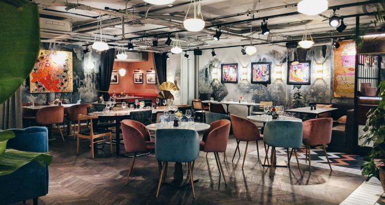 Scarlett Green Interiors | London Restaurant Reviews | DesignMyNight