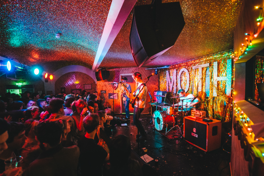The Moth Club