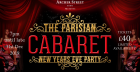 The Parisian Cabaret New Year's Eve Party