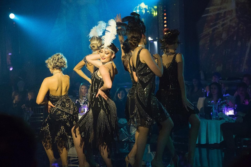 Gatsby Presents...100 years of Cabaret 1920- 2020