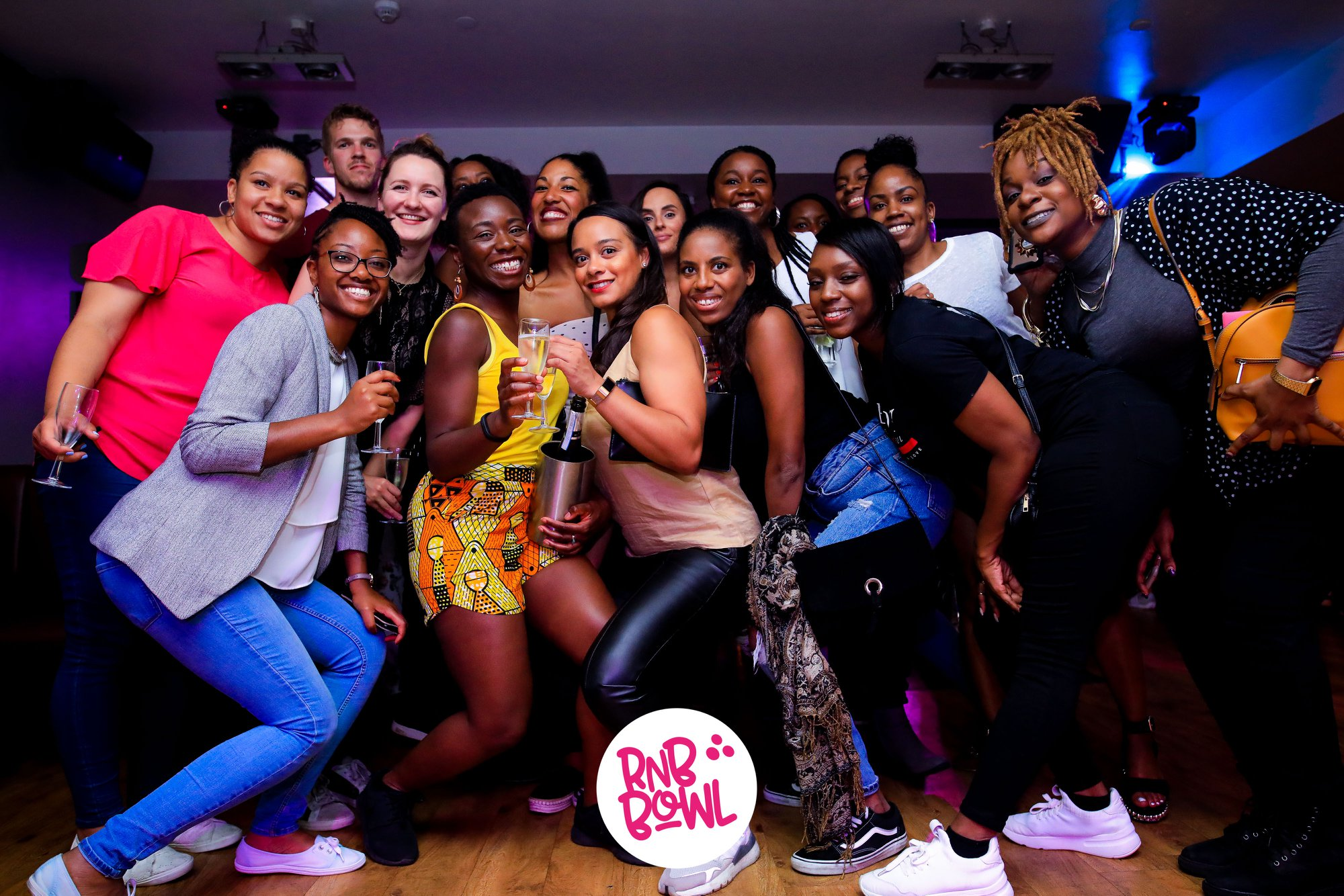 RnB Bowl - London's No.1 RnB Party