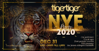 The Midnight Countdown - New Year's Eve at Tiger Tiger