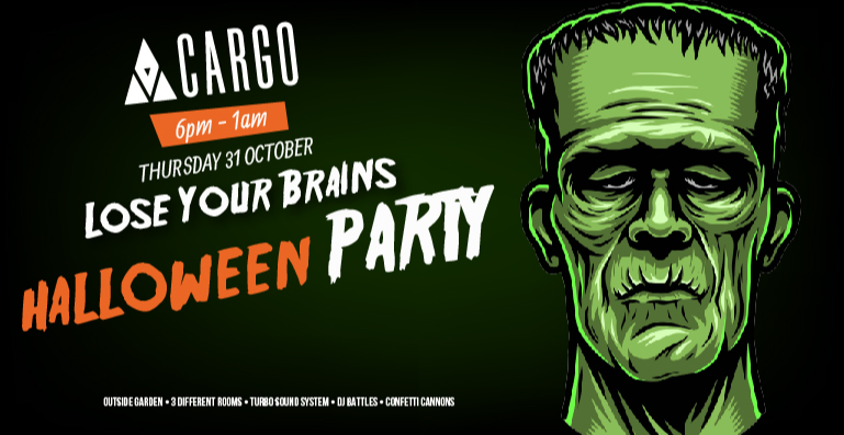Halloween Thursday @ Cargo