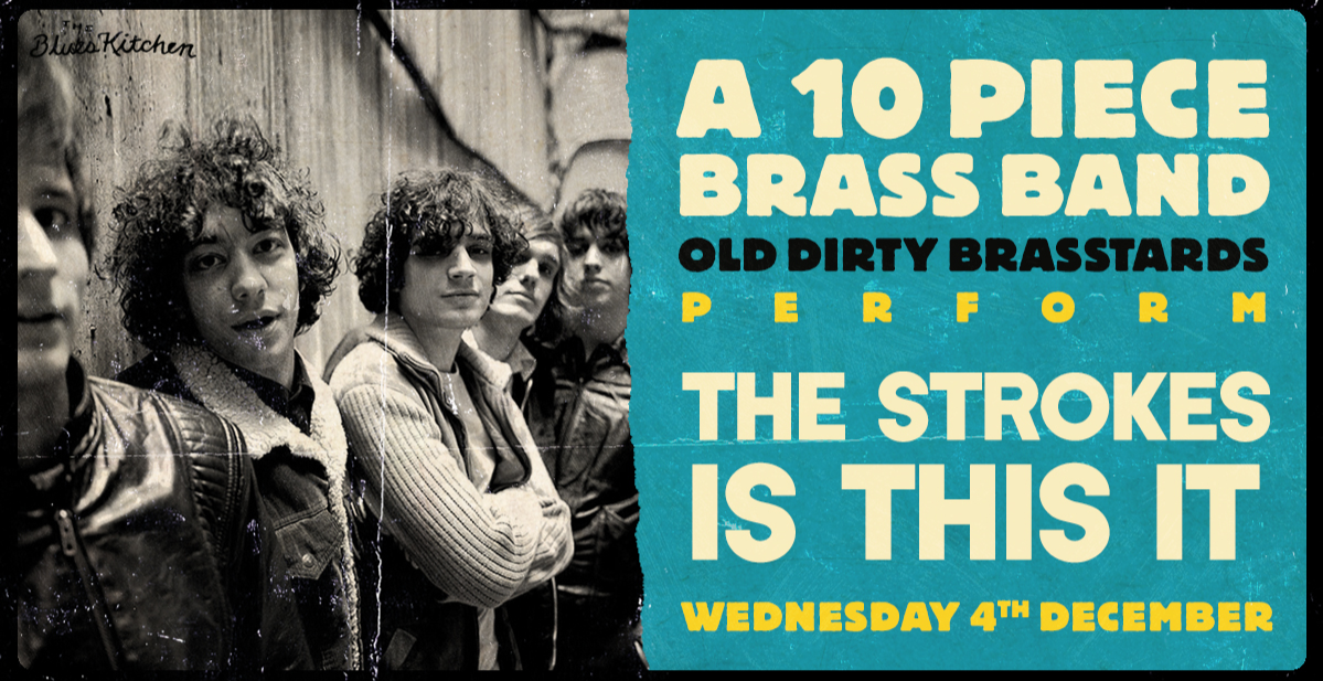 The Strokes: Performed Live By A 10-Piece Brass Band
