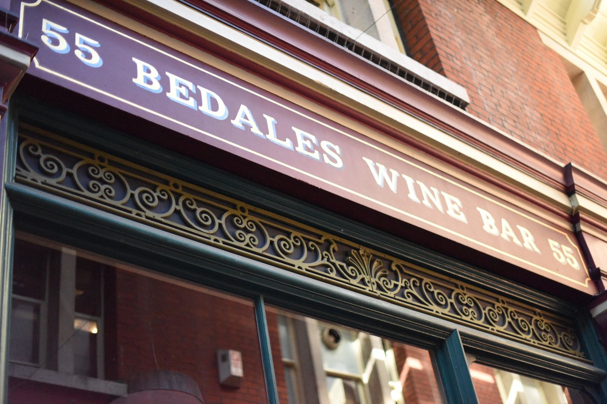 Bedales' World of Wine: LEVEL 1