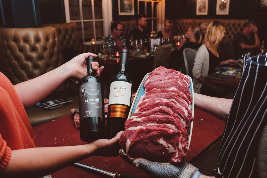 Butchery Masterclass: Steak & Malbec pairing dinner