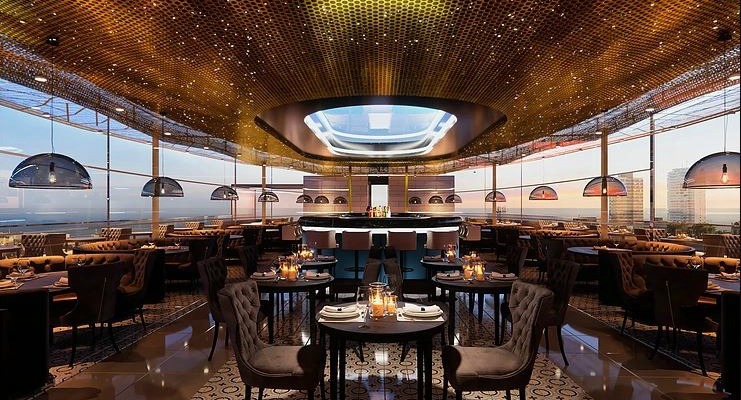 New Brighton Rooftop Restaurant