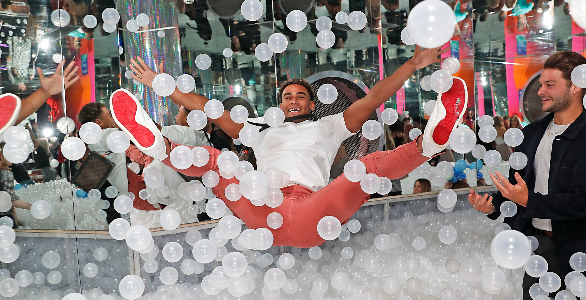 Easter Bank Holiday Brunch & Ball Pit Extravaganza @ Ballie Ballerson Soho