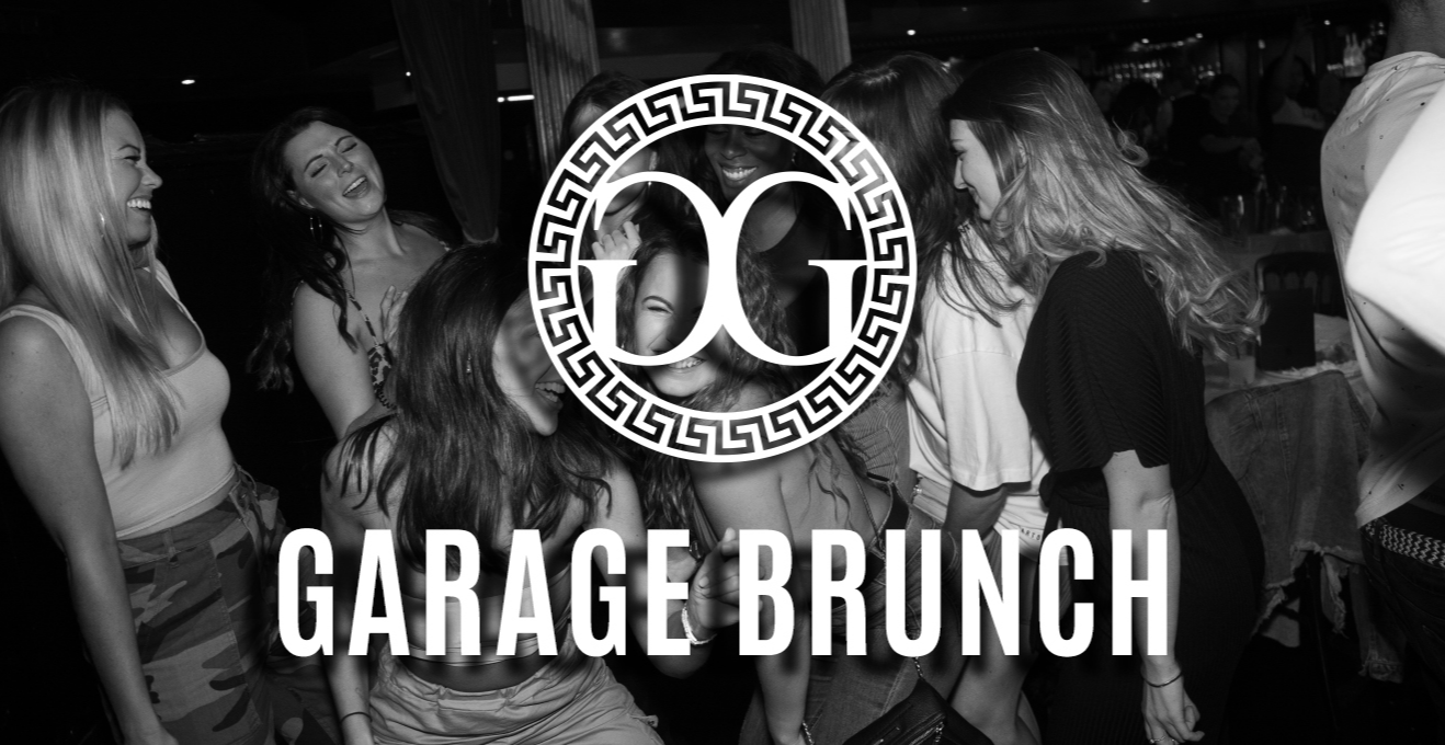 Garage Brunch: August 29th BROADWAY BAR AND GRILL