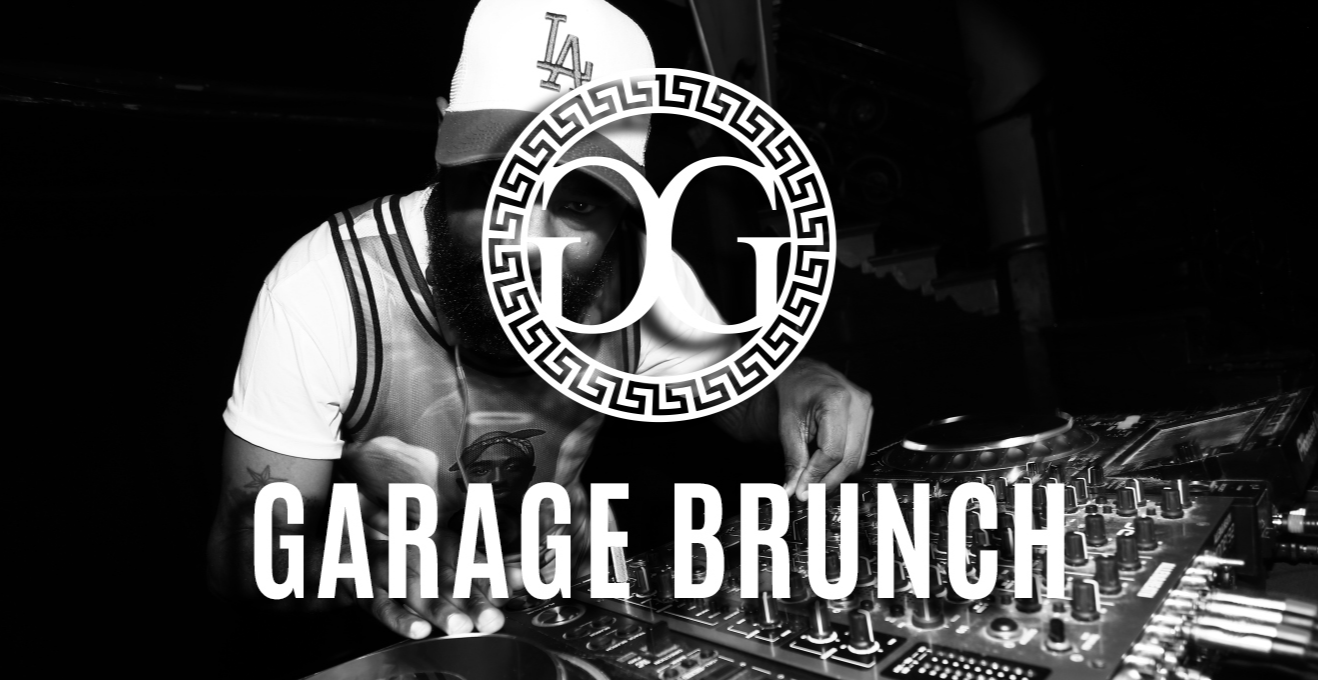 Garage Brunch: SEPTEMBER 25TH