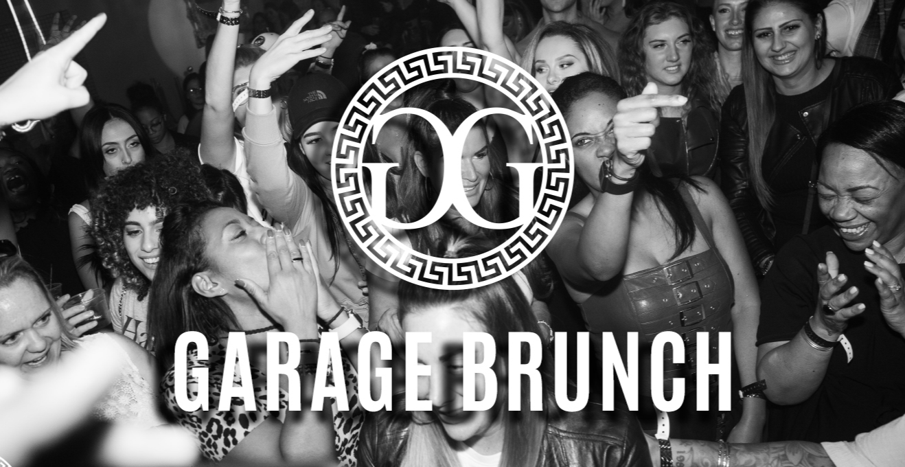 Garage Brunch Essex: October 10th