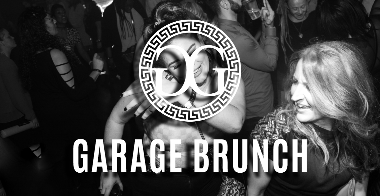 Garage Brunch: APRIL 17TH