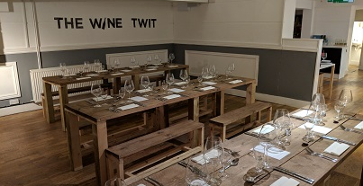 The Wine Twit Supper Club
