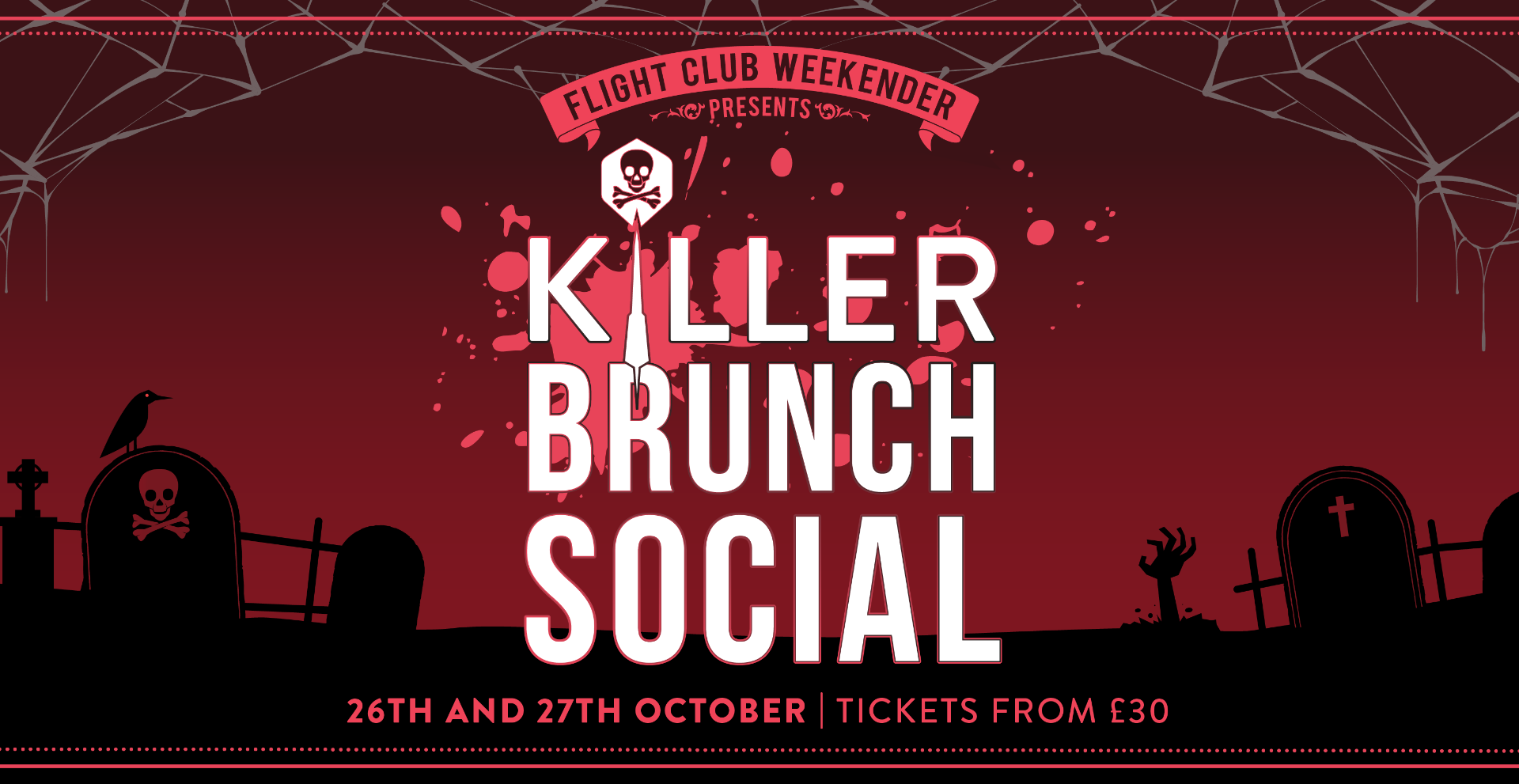 Bloomsbury Killer Brunch Social