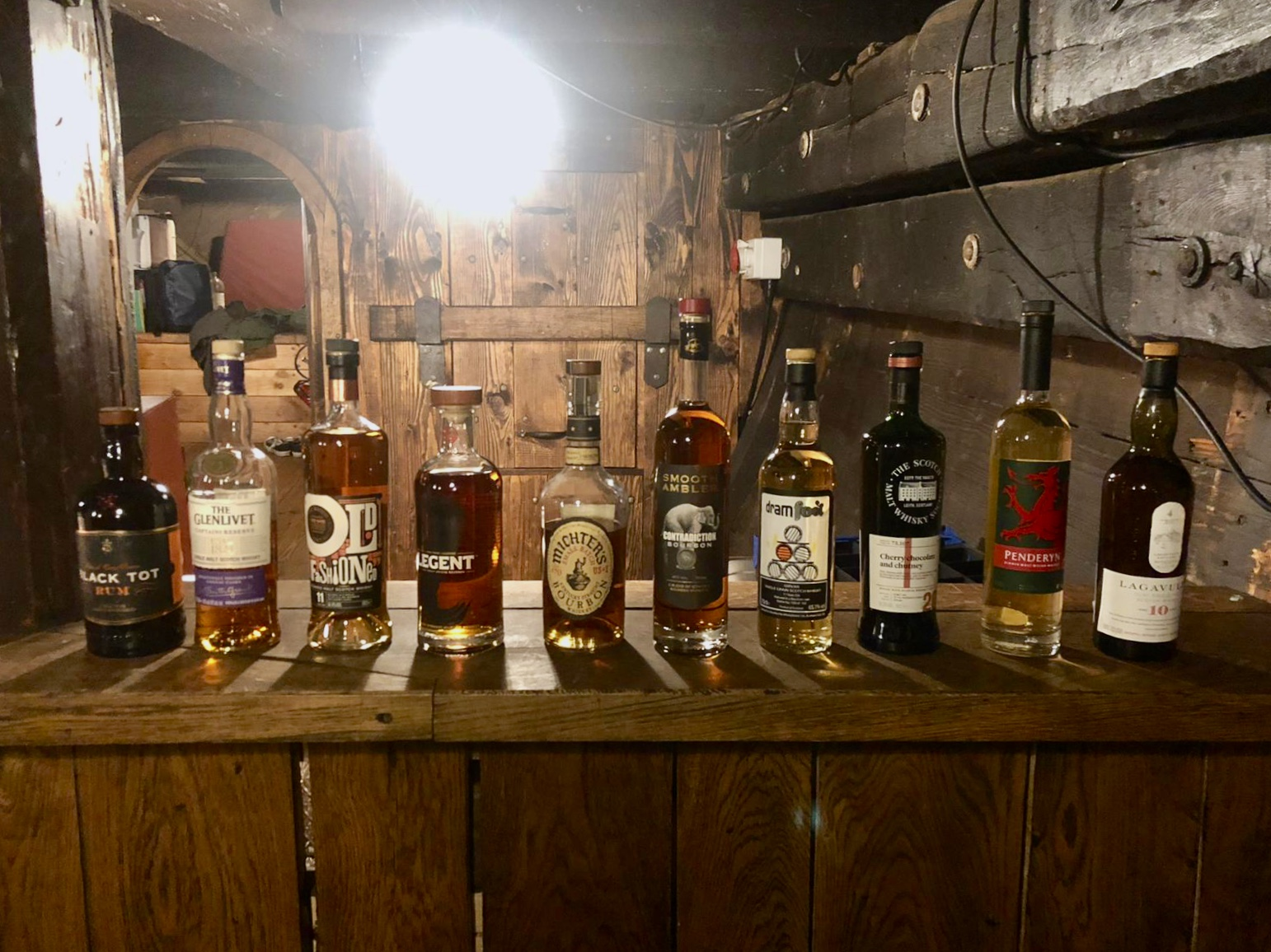 The Whisky and Live Blues Burns Night Party (OPEN SCOTCH WHISKY BAR)