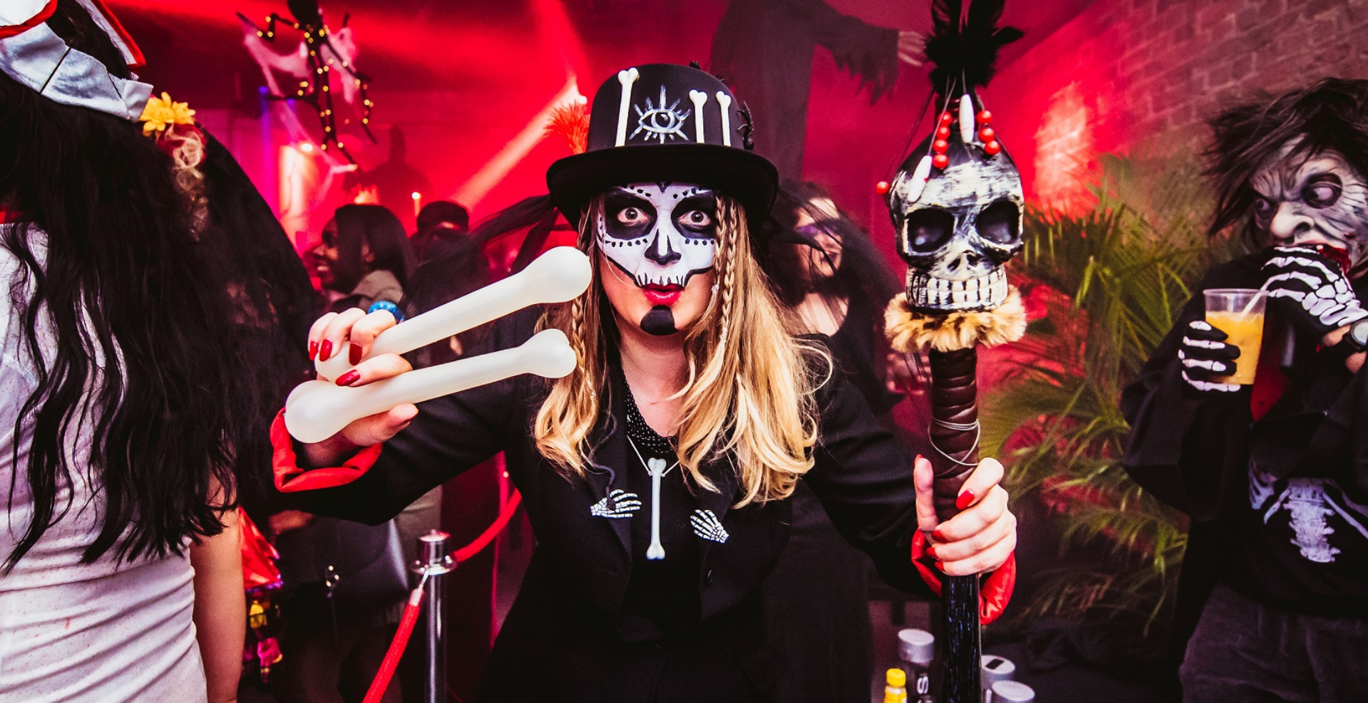The Very Best Halloween Events In London 17  DesignMyNight