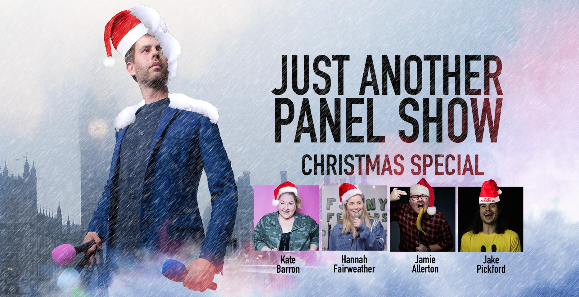 Just Another Panel Show - Christmas Special