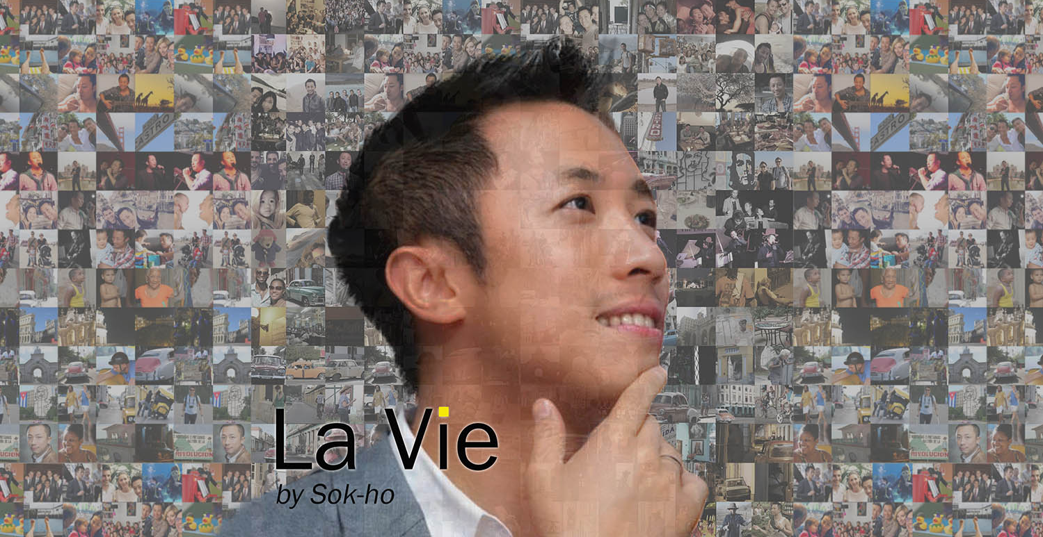 'LA VIE' EP LAUNCH BY SOK-HO